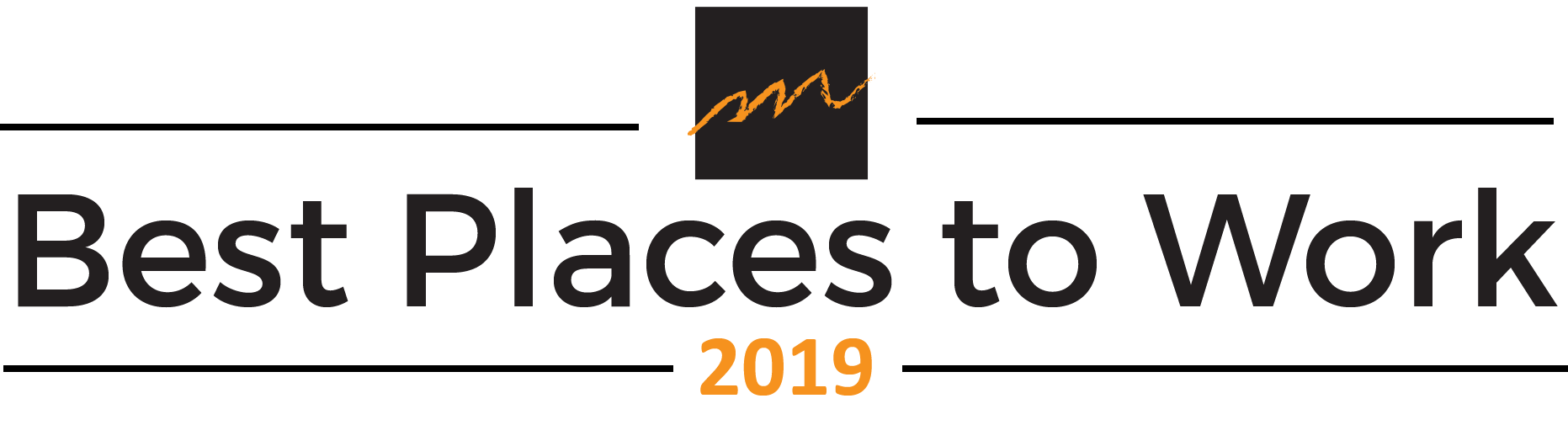 Moody Best Places to Work 2019 logo