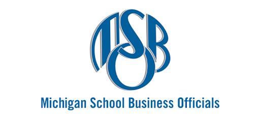 Michigan School Business Officials logo