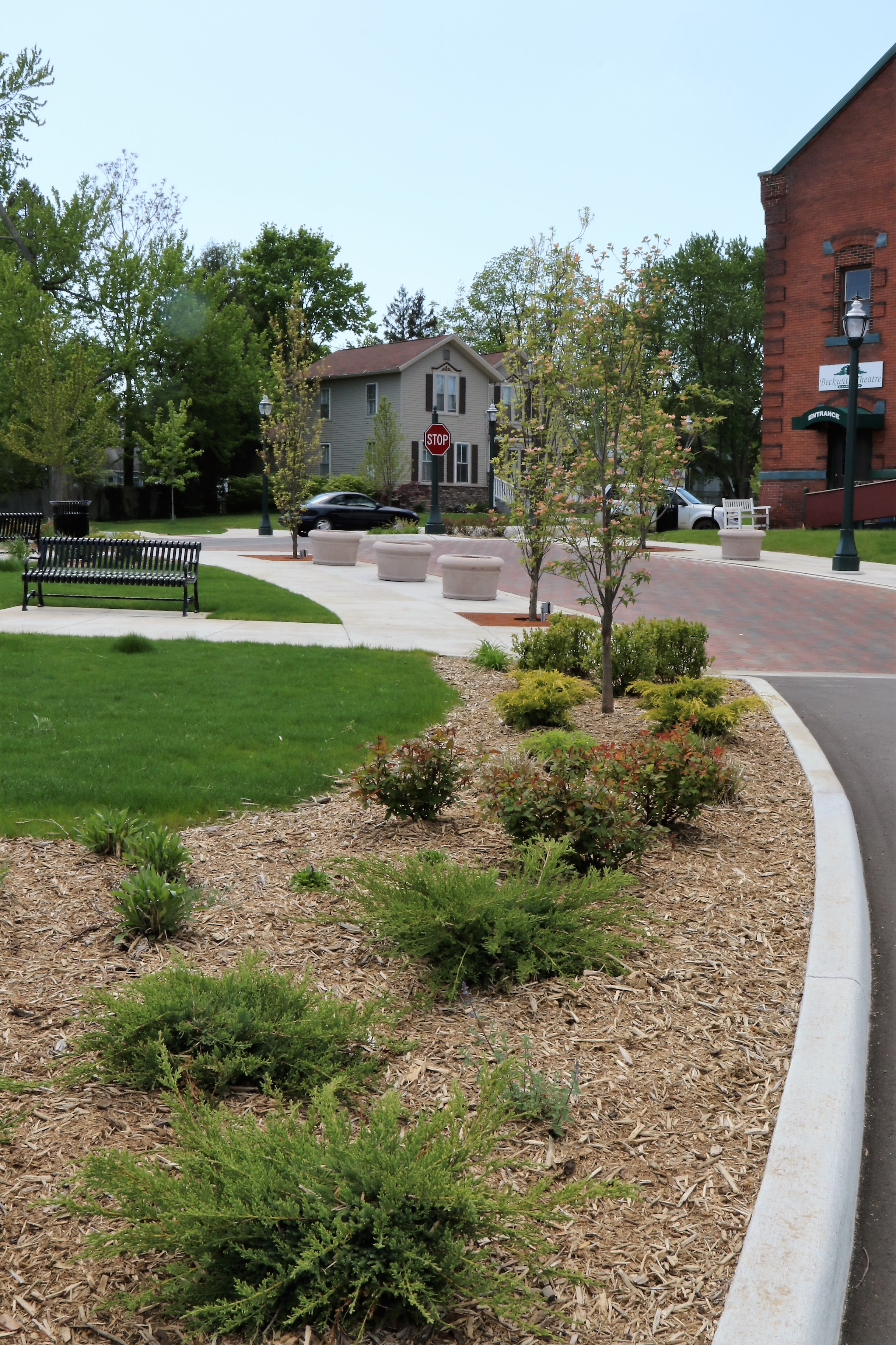 Dowagiac Quality of Life curb appeal