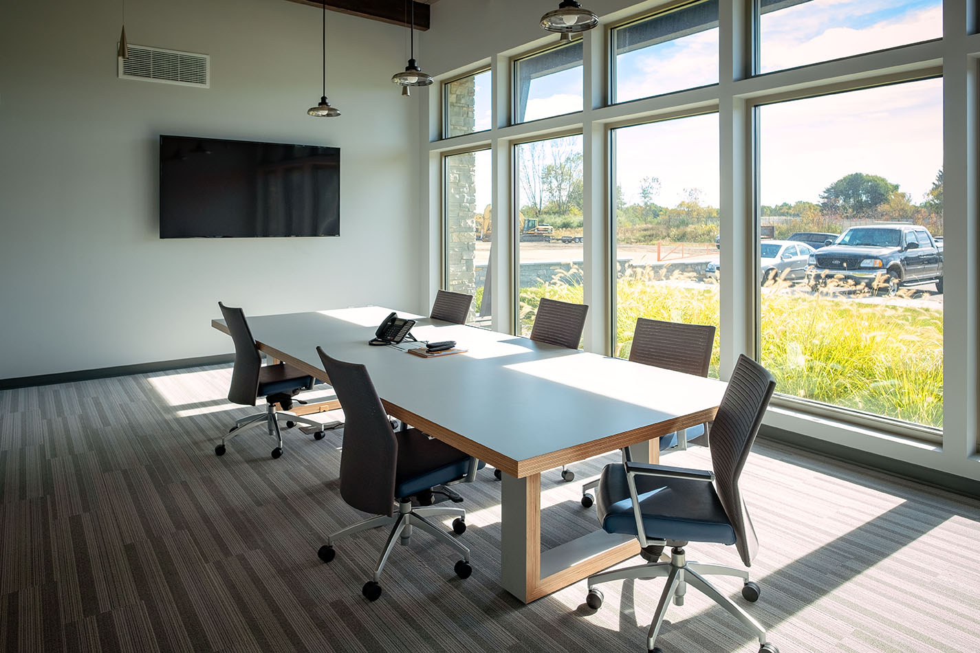 Kalin Construction Conference Room