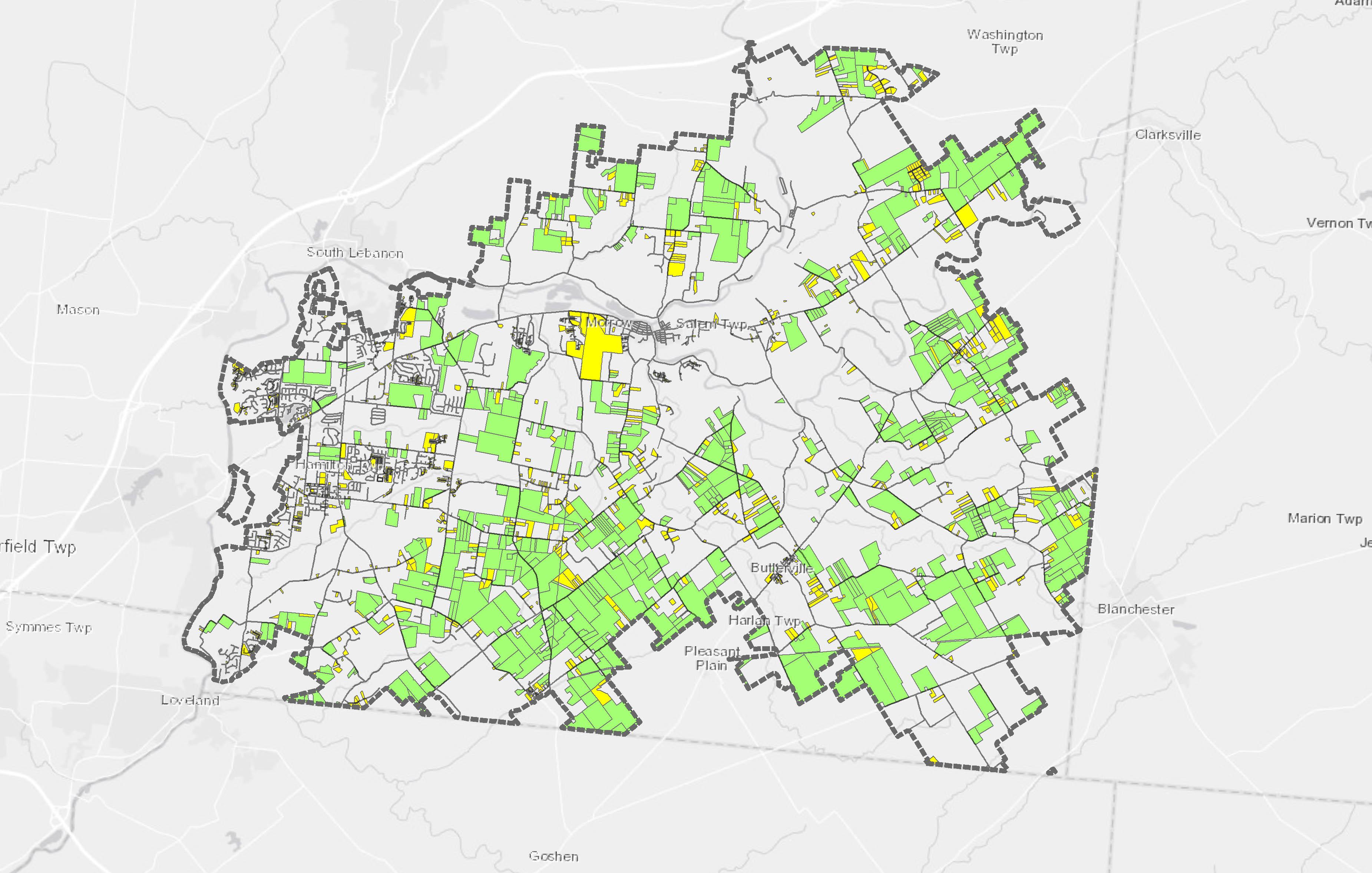 Little Miami Schools Properties Map