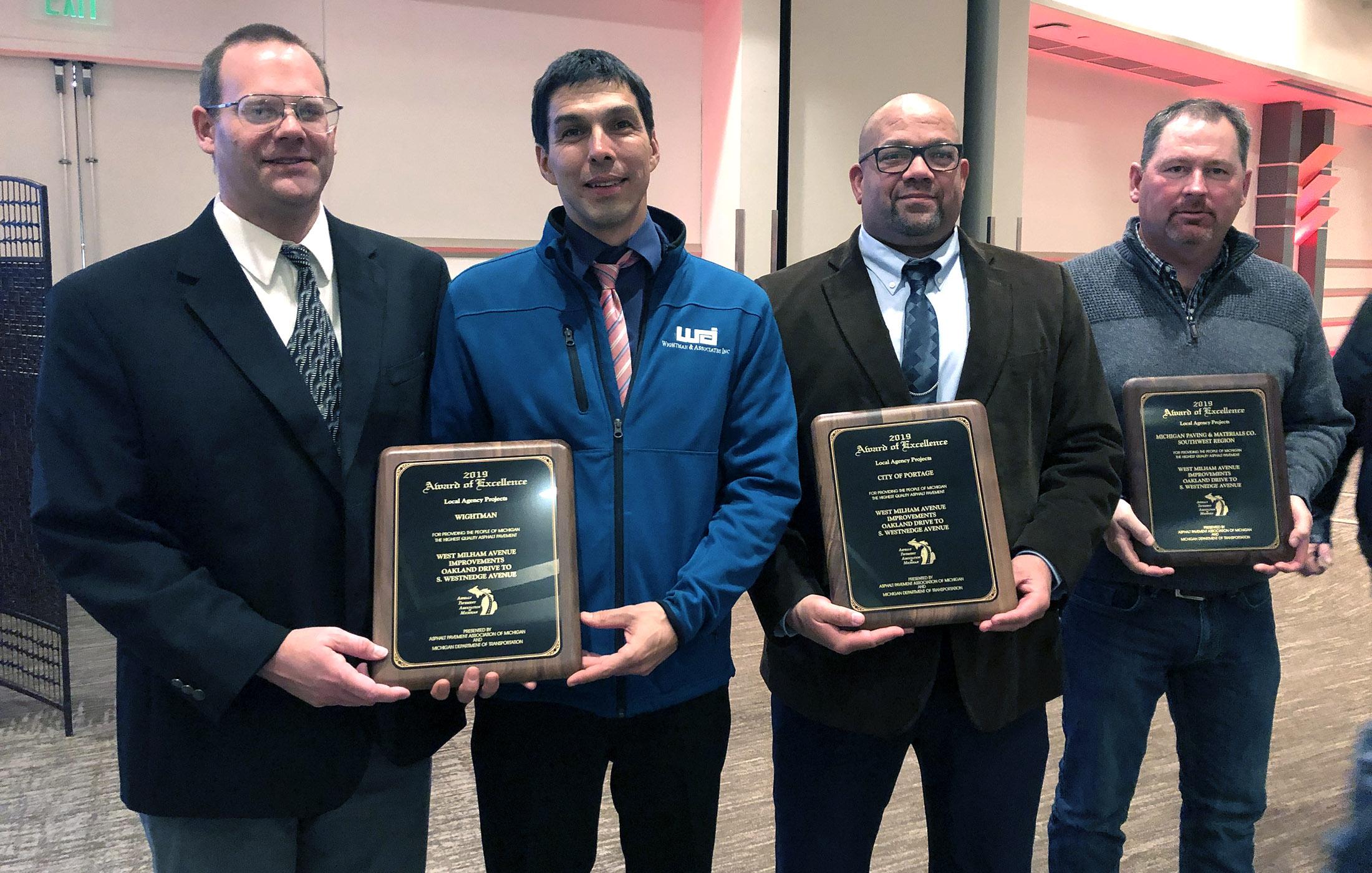 Milham Ave APAM Award Presentation
