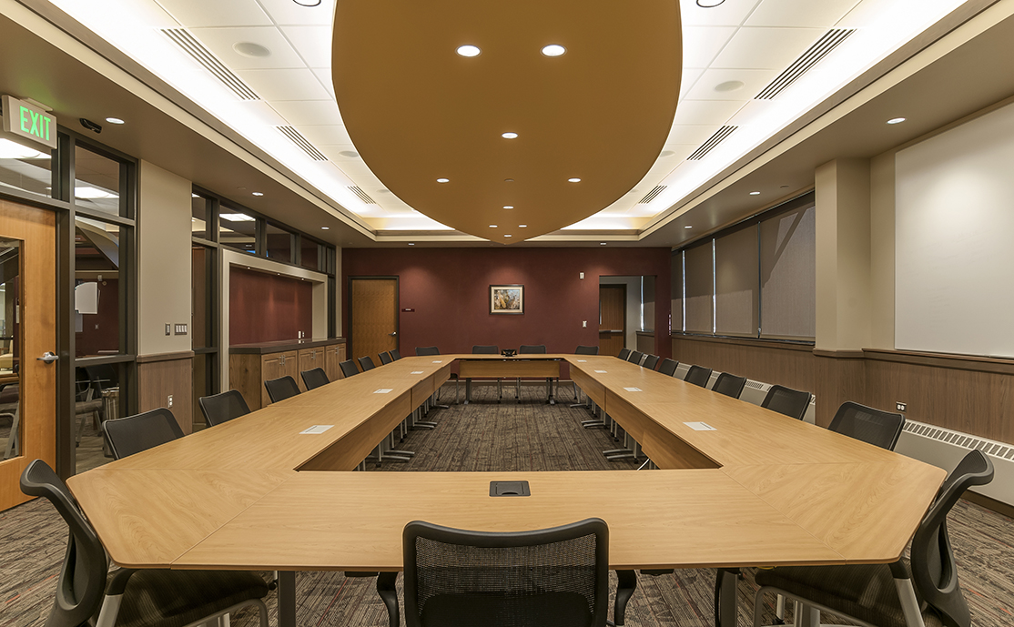 NHBP Government Tribal Council Chambers