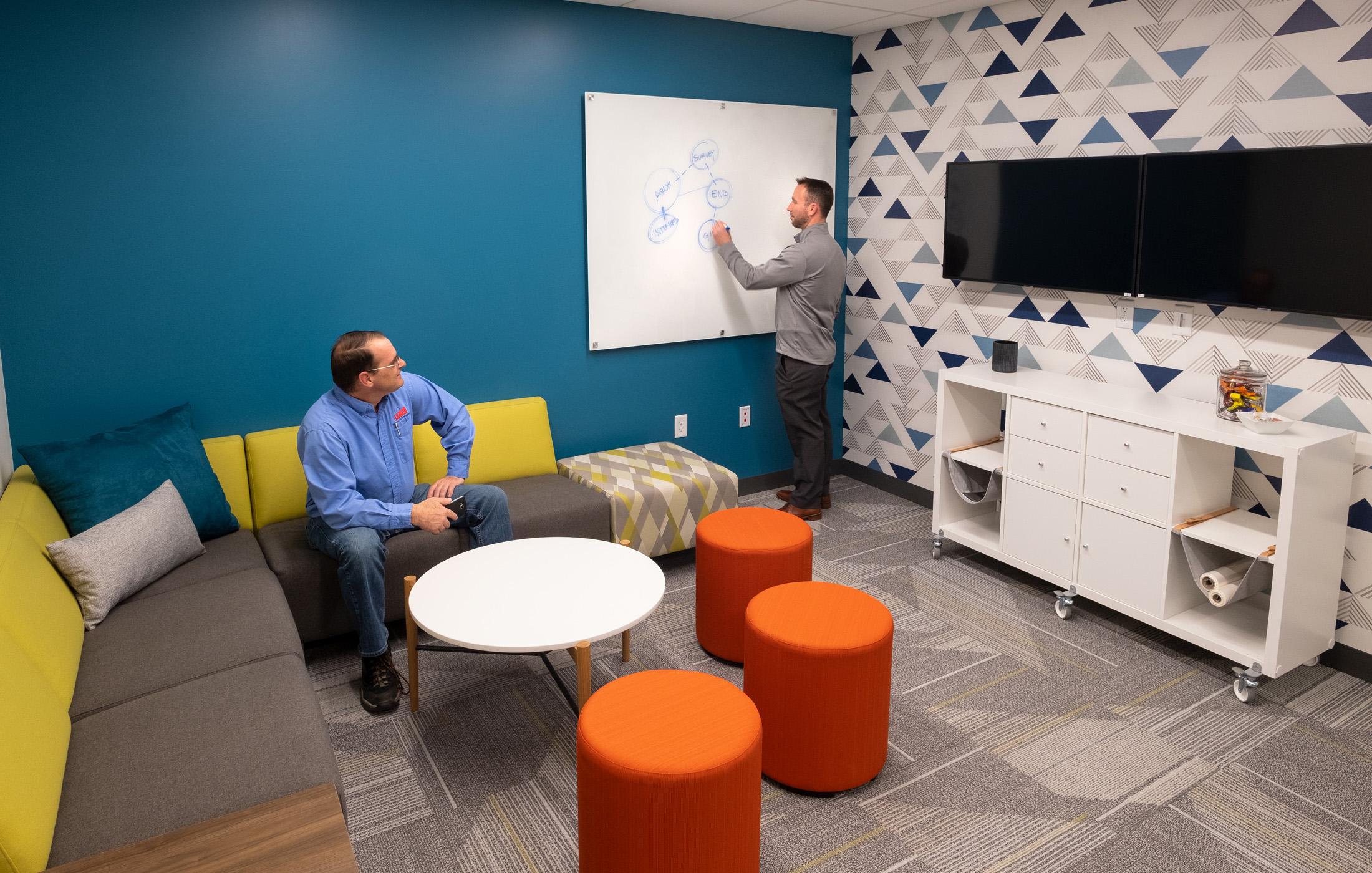 Wightman Kalamazoo collaboration room