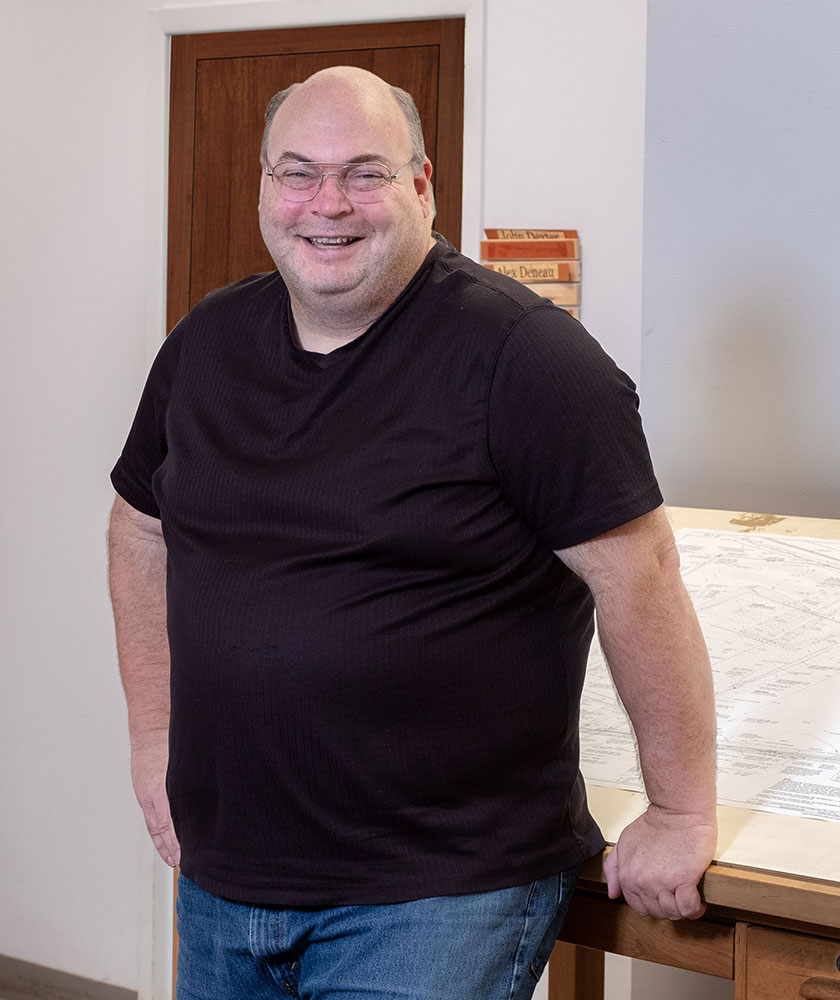 Brian Goodrich Survey Wightman