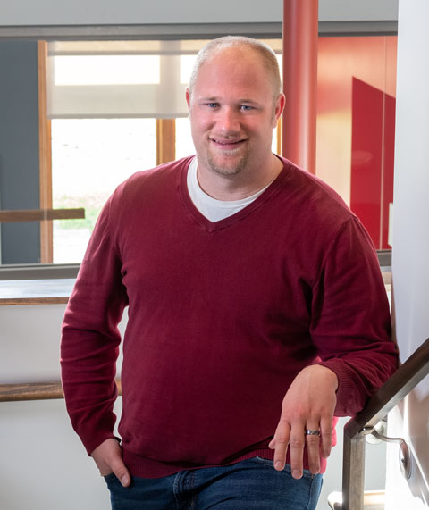 Matt VanderHulst Matt Vanderhulst, Engineering, Wightman, Allegan
