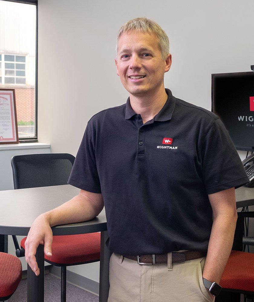 Pete Siglow Engineering Wightman