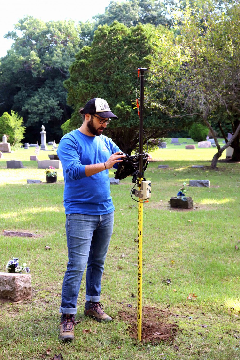Cemetery Mapping GPS