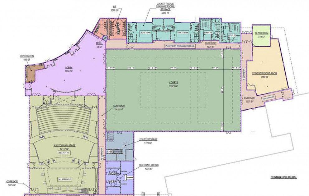 BSPS Site Plan