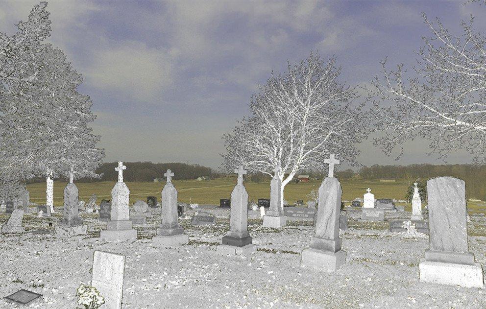 St Marys Church cemetery