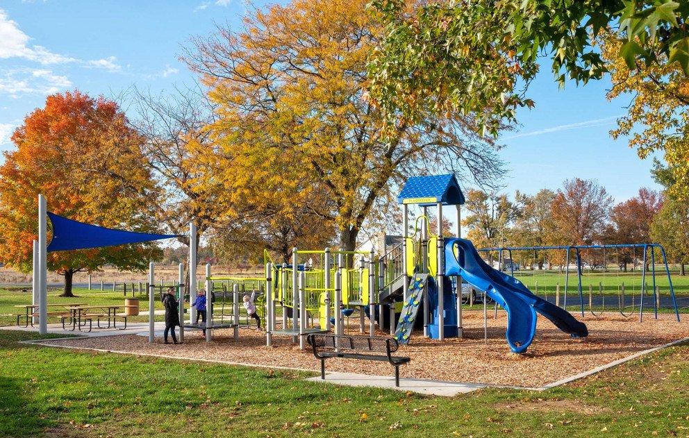 Bicentennial Park with Kids