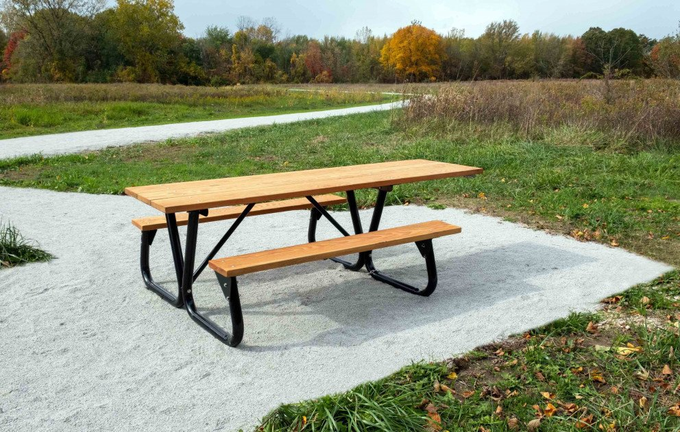 Bacon Park Picnic Table