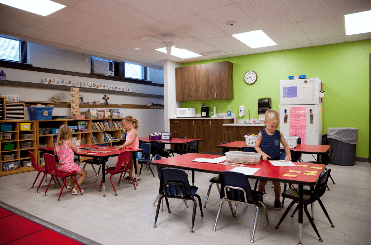 Trinity Lutheran Early Childhood Center