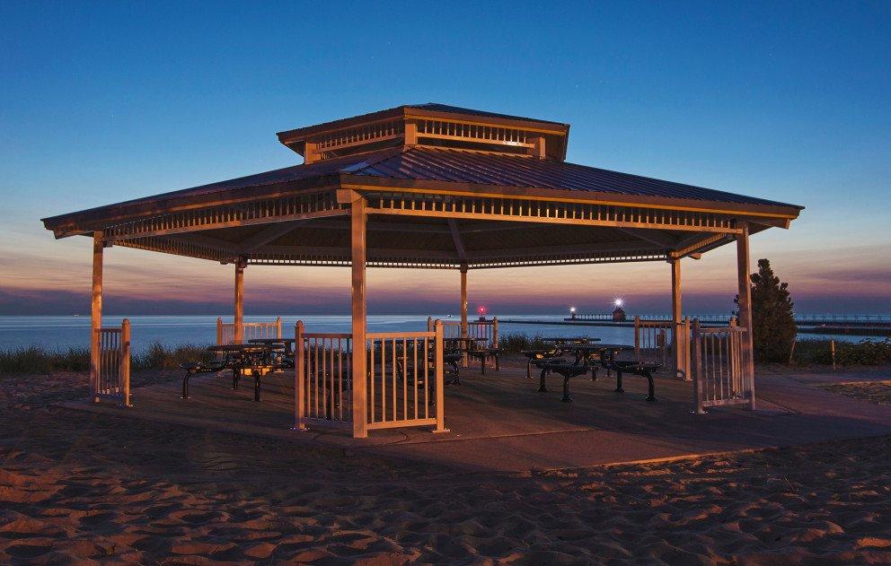 Silver Beach Pavilion