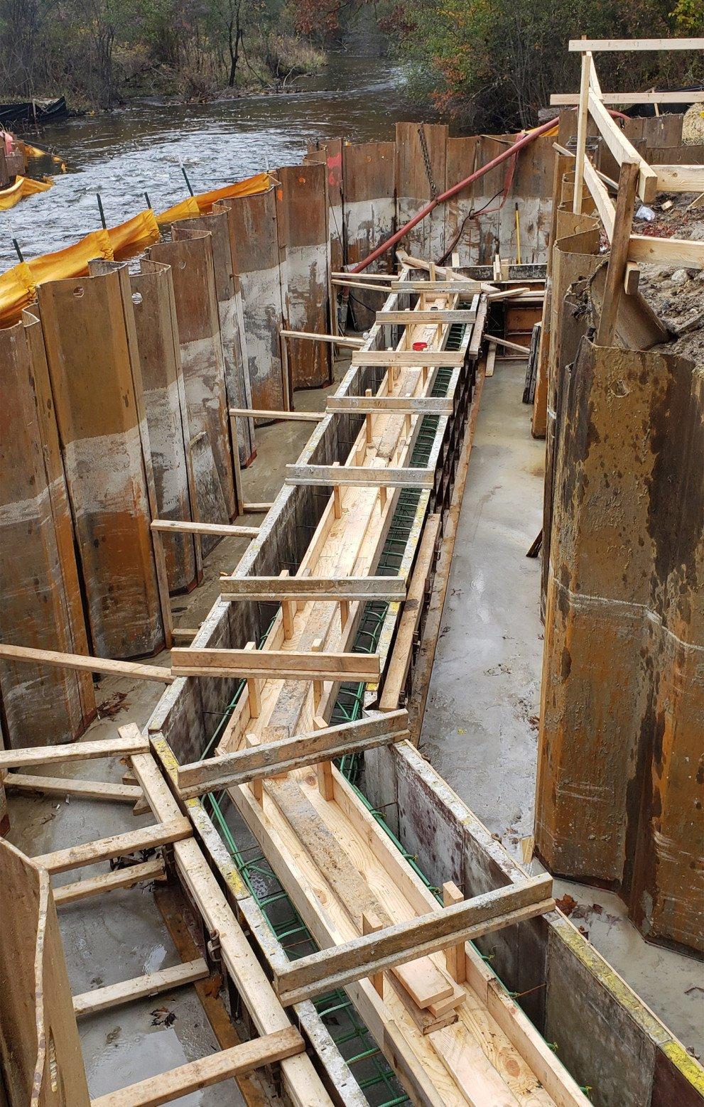 D Drive N Culvert Construction
