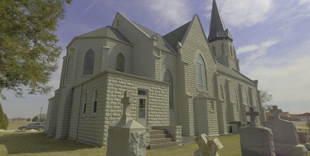 St Marys Church west face