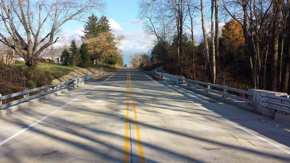 CR 380 over Cedar Creek