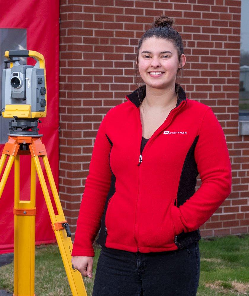 Brianna White, Survey, Benton Harbor