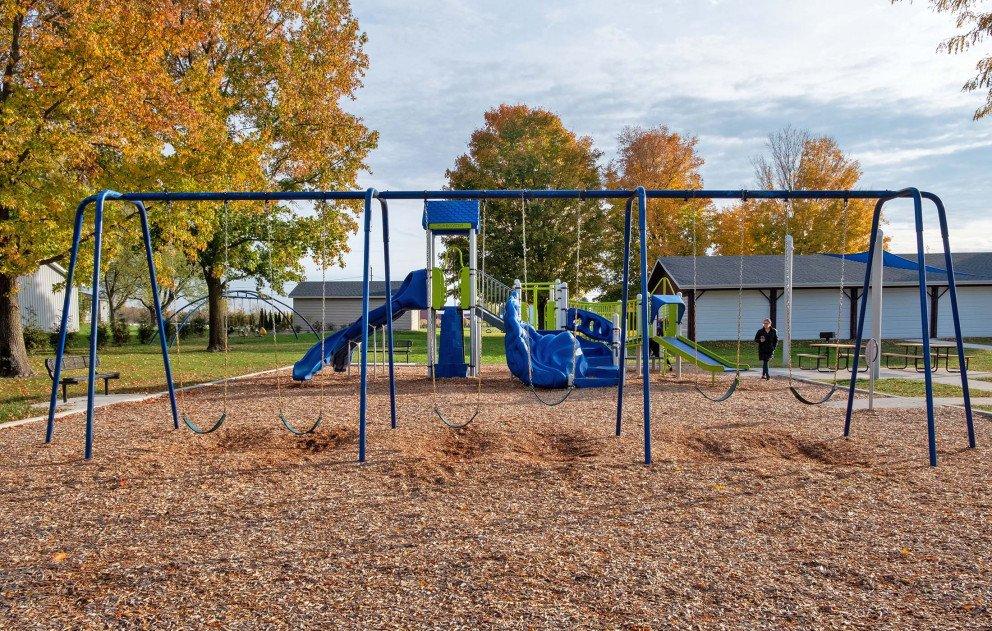 Bicentennial Park Swingset