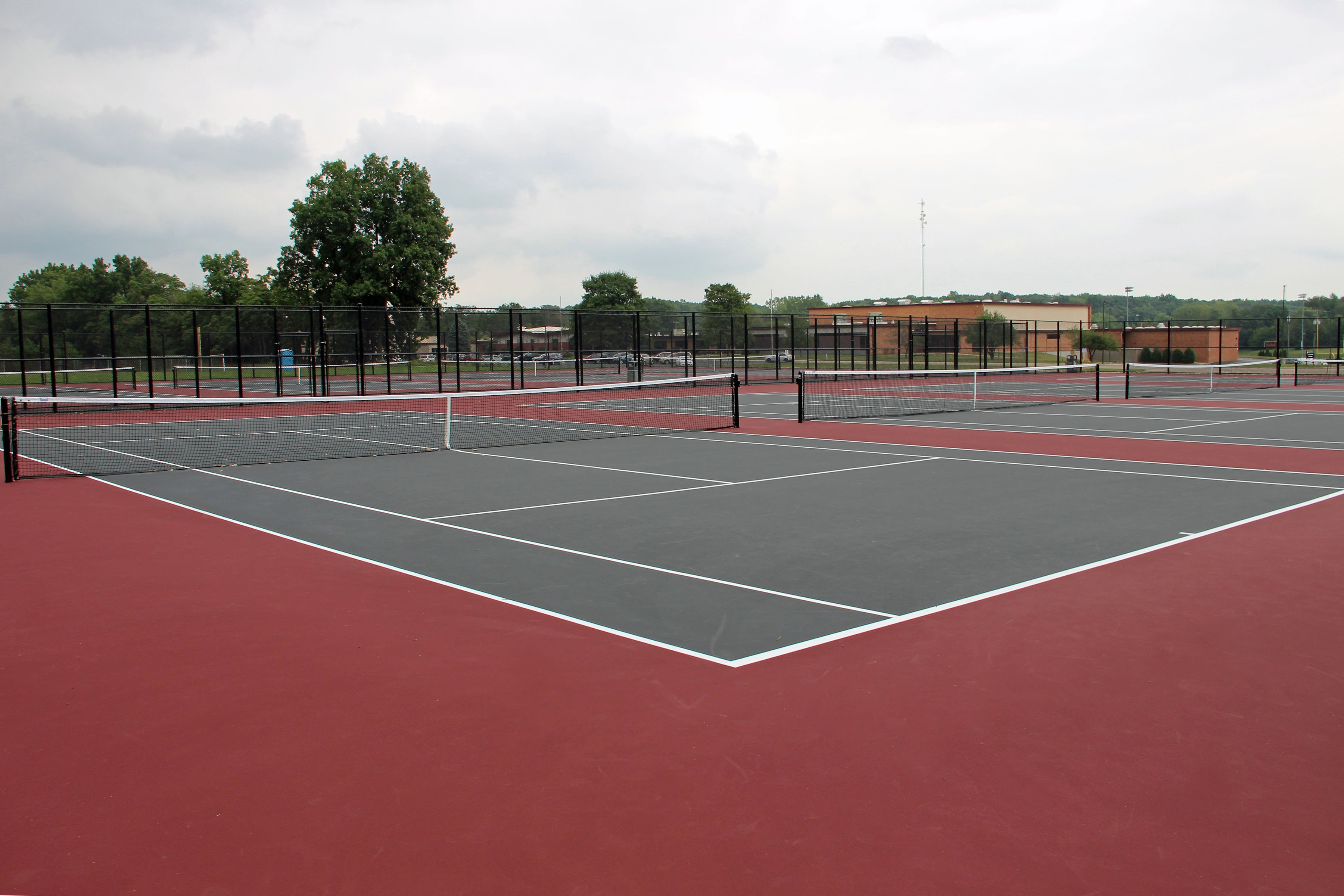 Wightman Brandywine Tennis Courts