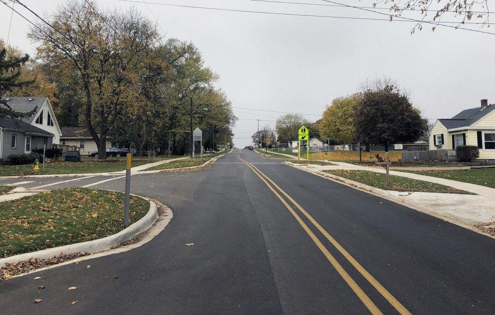 Idaho Avenue at MIssouri Avenue