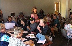 Cassopolis community engagement meeting