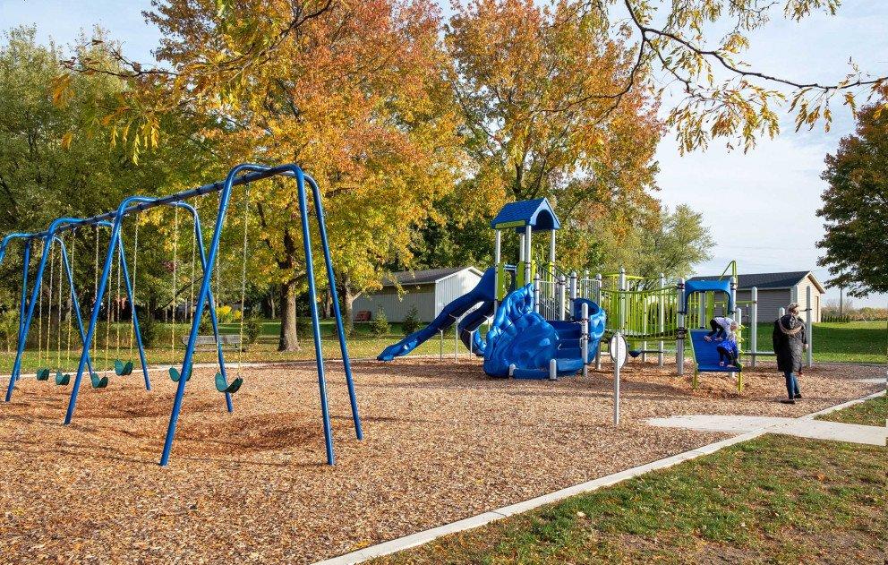 Bicentennial Park Playground Equipment