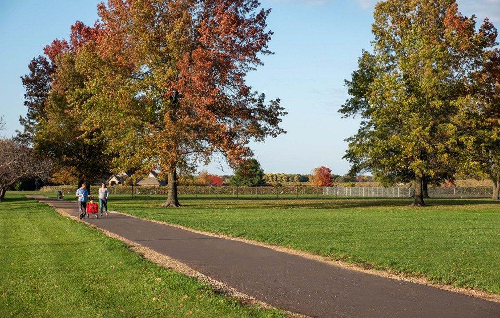 Bicentennial Park Walking Path