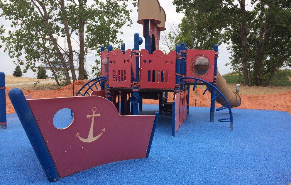 Silver Beach Play Area
