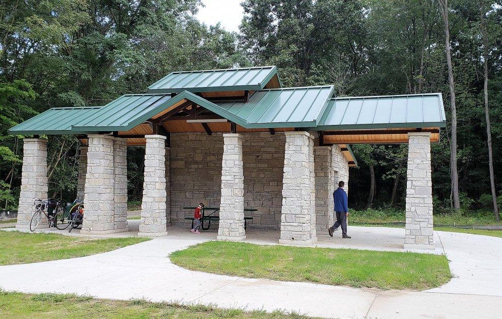 Eliason Trailhead Pavilion
