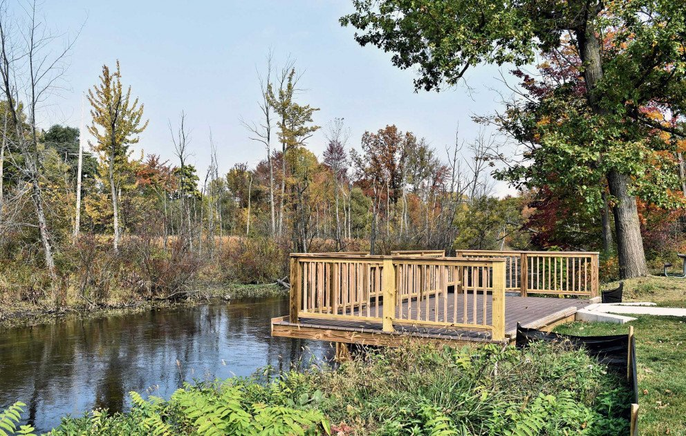 Schuur Park Overlook