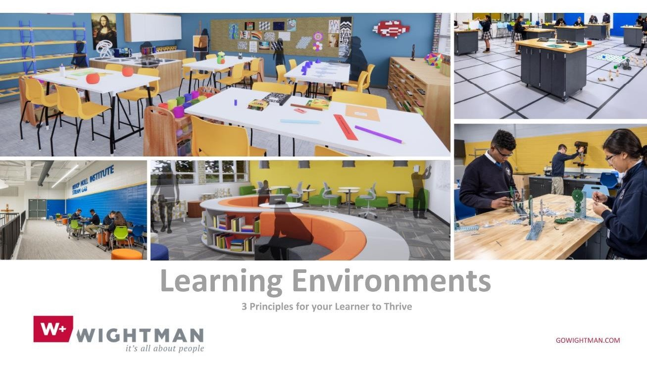 Wightman Learning Environments Presentation