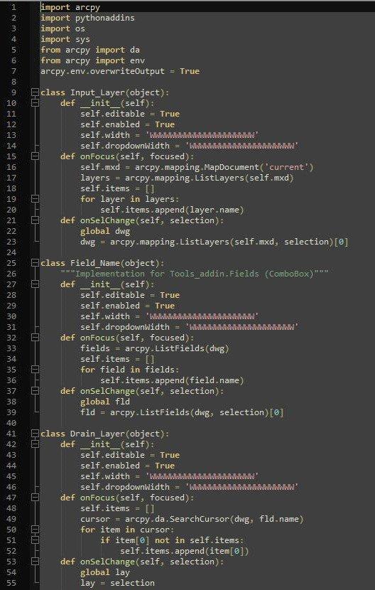 GIS Code