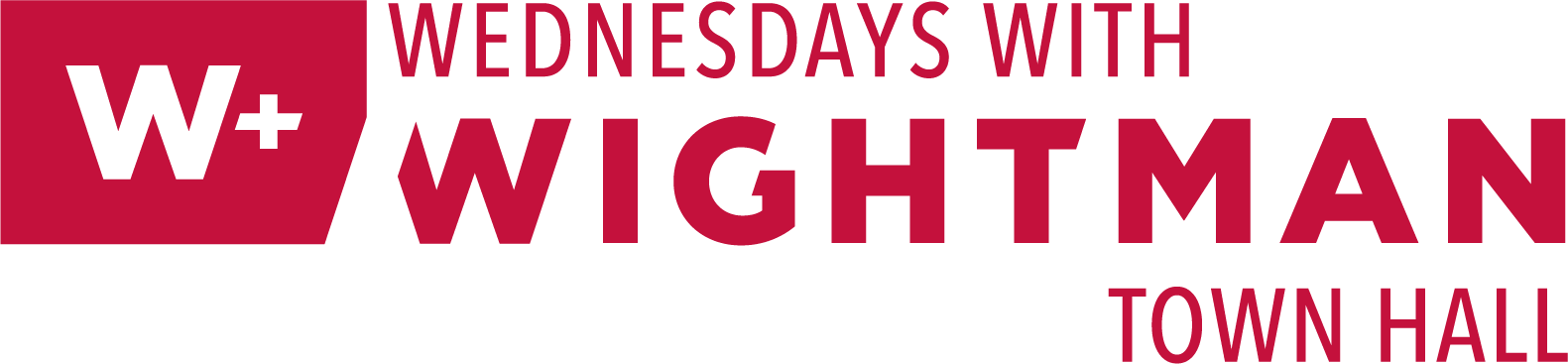 Wednesdays with Wightman Townhall Recap for January 20th