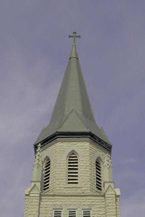 St Marys Church bellfry